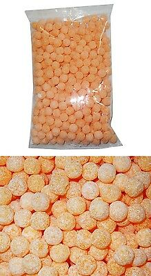 Bulk Lot 2 x Lagoon Fizzoes Orange 2kg Bag Candy Buffet Lollies Sweets Party New