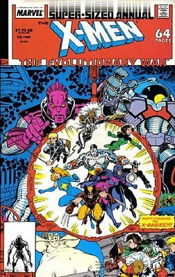 The Uncanny X-Men Annual #12 ::: December 1988, Marvel [VF+]