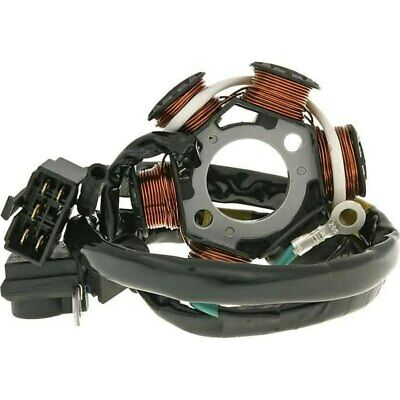 Lichtmaschine Stator-Kymco DJ, KB Meteorit Scout, Curio CX50 KCP, Fever 1 ZX50 K