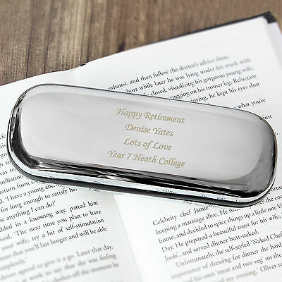 Personalised Glasses Case - Multiple Fonts Available - Free Laser Engraving