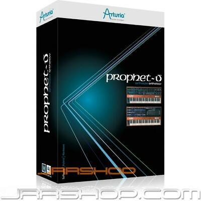 Arturia Prophet V3 Synthesizer Plugin eDelivery JRR Shop