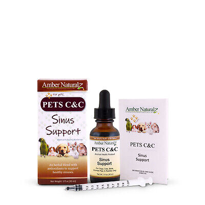 Vintesta (aka Pet's Cough & Cold) Sinus Support with Antioxidants