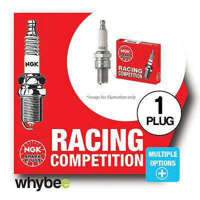 NEW! NGK RACING COMPETITION SPARK PLUGS for PERFORMANCE MOTORBIKES MOTORCYCLES