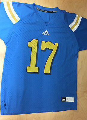 huge selection of 69833 e4367 NCAA UCLA BRUINS Adidas Youth/Junior #17 Football Jersey - Blue