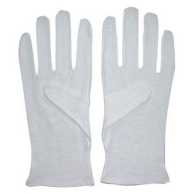 Pair Boxing Cotton White Inners Gloves Sweat Liner Hand Protector Wraps Inner