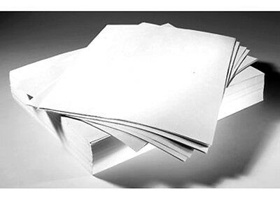 (7 kg) 600 sheets Butcher paper/packing / wrapping paper , food grade 1/2 cut