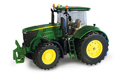 Tomy 43089A1 Britains Big Farm John Deere 7230R Tractor 3 + Brand New In Box