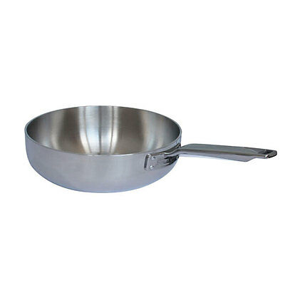 Mermaid Littlegem Aluminium Omelette Pan 20 cm Metal Handle