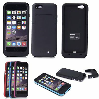 4200mAh Portable Charger Case Phone Charging External Battery For iPhone 8 7 6