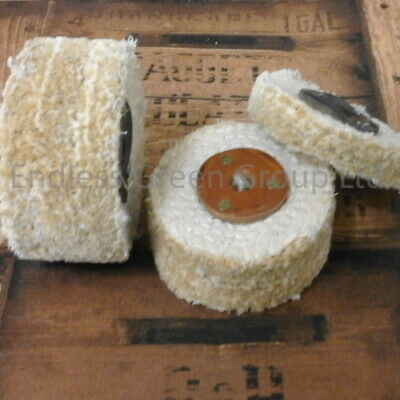 SISAL Buffing Wheel - for 1st Stage Metal polishing & cleaning - Choice of sizes