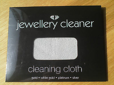 Jewellery cleaner Cleaning Cloth for Gold, White Gold, Platinum and Silver , .