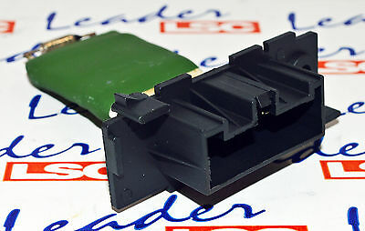 Fiat Doblo/Punto/Grand Punto and Qubo Heater Fan Resistor 77364061 New