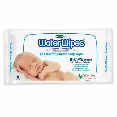 Water Wipes - 60 Wipes