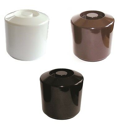 Ice Bucket with Lid 6 pint 3.4 L   Plastic Round Wine Cooler Ice Cube