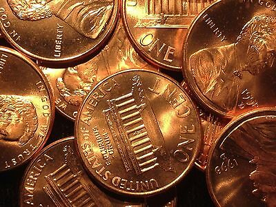Lincoln Memorial Cent Set 1959-2017 PDS Choice BU