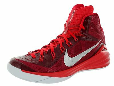 4484786cb133f $140 MENS NIKE Hyperdunk 2014 TB Basketball Shoe 653483 606 Sz 17 TEAM  RED/WHITE