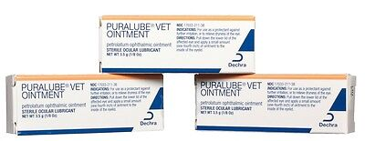 Puralube Vet Ointment [3.5 g] (3 pack)