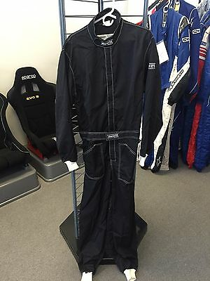 Stand 21 Single Layer Suit Black (4)