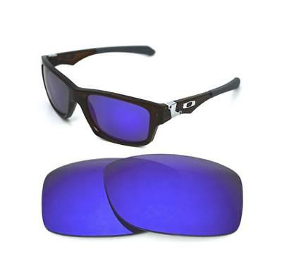 1b1d11672518b New Polarized Purple Replacement Lens For Oakley Jupiter Squared Sunglasses