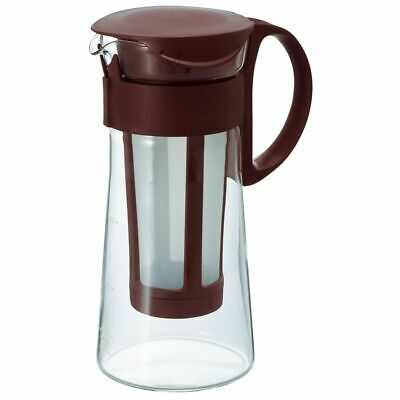 NEW HARIO 600ml MIZUDASHI COLD BREW COFFEE POT Pour Over Brewer Dripper Drip