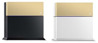 Sony Playstation PS4 HDD Bay Cover (Gold Color) NEW!!