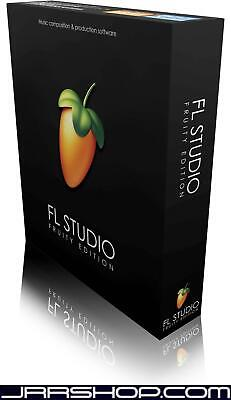 Image Line FL Studio V20 Fruity Edition eDelivery JRR Shop