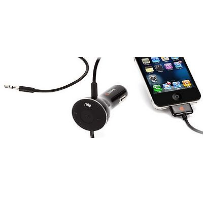 Griffin Fm Transmitter Itrip Dualconnect Aux 3.5Mm For Iphone Ipod Touch Na22050