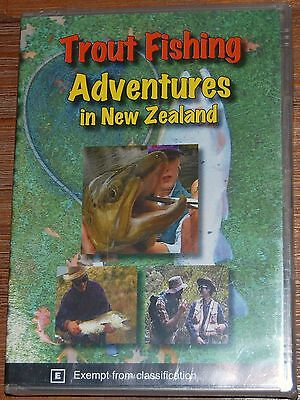 Trout Fishing Adventures in New Zealand DVD