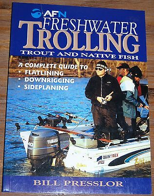 AFN Freshwater Trolling Trout and Native Fish