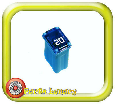 20 Amp Blue MJC Fusible Automotive Fuse Link FOR 2015 On Ford Ranger PXII PX2