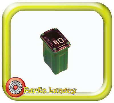 40 Amp Green MJC Fusible Fuse Link
