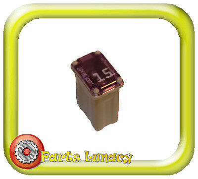 15 Amp Grey MJC Fusible Fuse Link FOR Ford Everest 2015 On