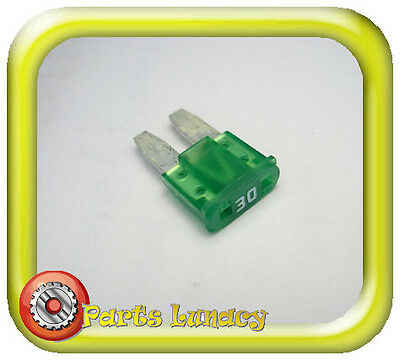 FUSE Micro2 Style 9mm 30 Amp Green FOR Ford Everest 2015-On