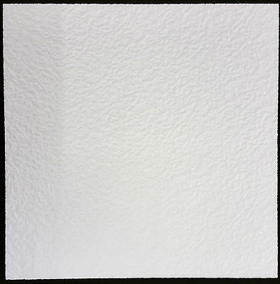 Polystyrene Ceiling Tile Wall Panel 50cm x 50cm 1 pack of Tiles 8-10mm Thick
