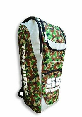 SS TON Camouflage Duffle Cricket Kit Bag Pack Type +AU Stock +Free Ship & Extra