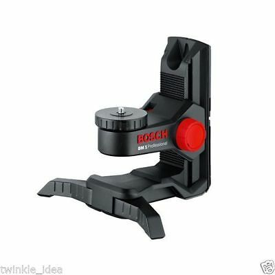 Bosch BM1 Professional Universal Wall Mount for GLL3-80P Line and Point Laser