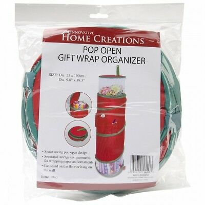 General Products Pop-Open Christmas Gift Wrap Organiser. Shipping Included