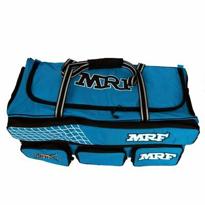MRF Warrior Cricket Wheelie Kit Bag Players Grade + AU Stock + Free Ship & Extra