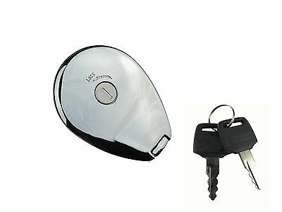 Fuel Gas Tank Cap For  Kawasaki EN400 EN500  NEW