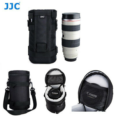 JJC Deluxe Lens Pouch for CANON ZOOM LENS EF 70-200mm / NIKON AF NIKKOR 80-200mm
