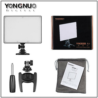Yongnuo LED Video Leuchte DSLR Video Foto LED Leuchte YN300 YN-300 Air