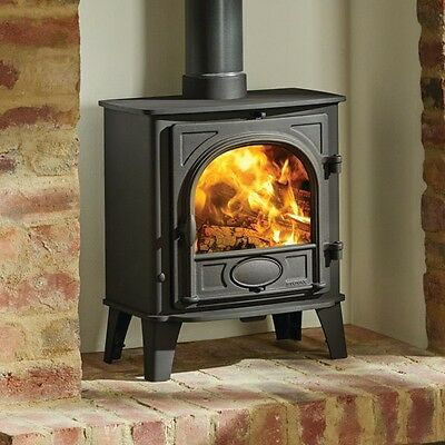 Stovax Stockton 5 Multi Fuel Wood Burning Stove Free Delivery Official Retailer