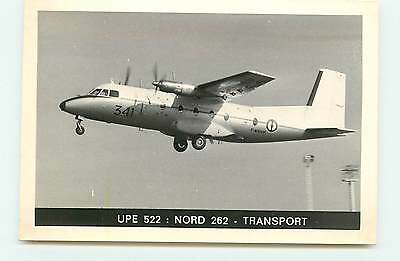 UPE 522 : Nord 262 Transport
