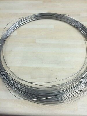 Stainless Steel Craft Model Wire  0.7mm 0.9mm 1.0mm 1.25mm or 1.6mm - 1kg coils