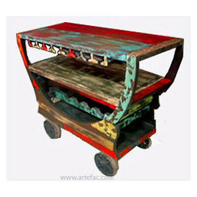 Mobile Bar Counter on Wheels CCIND-353