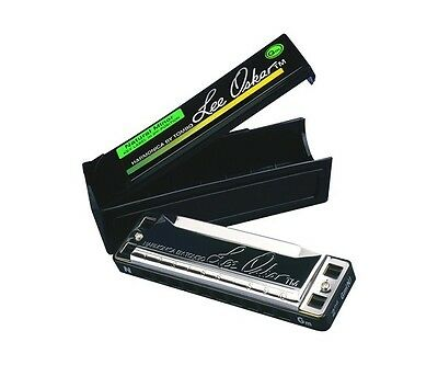 Lee Oskar Harmonica Natural Minor for Blues, Reggae, Latin and Jazz.