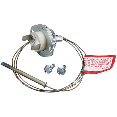 """FLAME SWITCH with 36"""" capillary for Southbend 1168262 SAME DAY SHIPPING"""