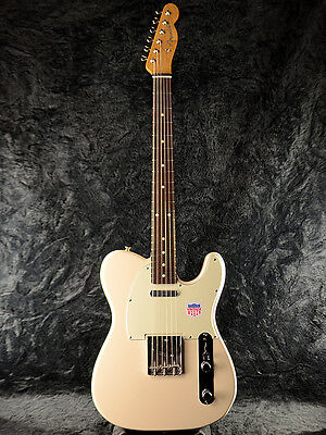 Fender Japan Exclusive Series / Classic 60s Telecaster VWH White