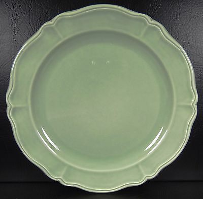 Varages Luberon Celadon Pale Green Chop Serving Plate Multiples Available
