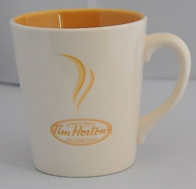 "Tim Horton's Coffee Mug/Cup #6  ""Always Fresh"" Limited Edition, Tim Hortons"
